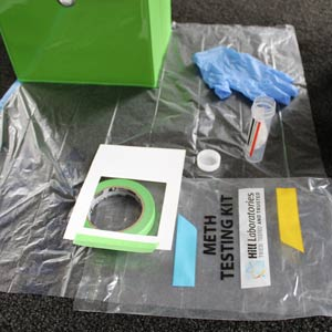 Meth Testing Kit (Hill Laboratories)